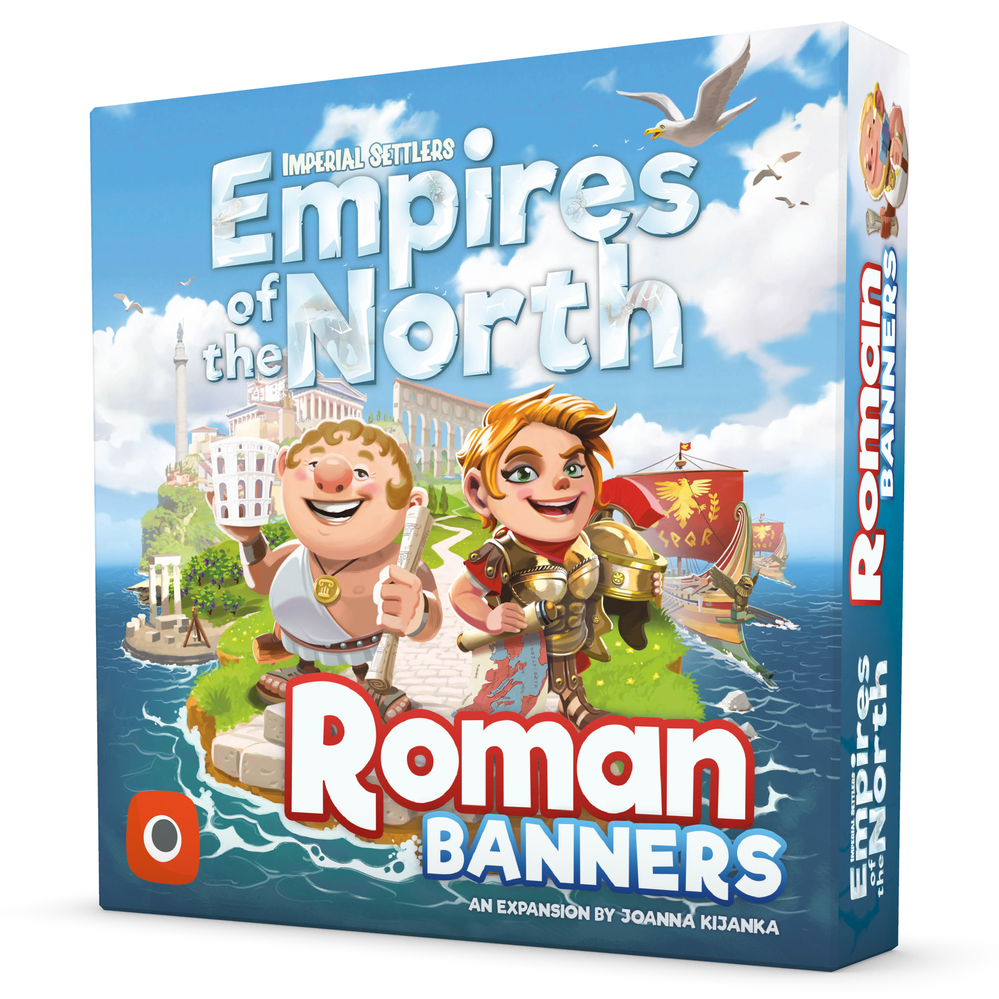 Empires of the North: Roman Banners DING & DENT
