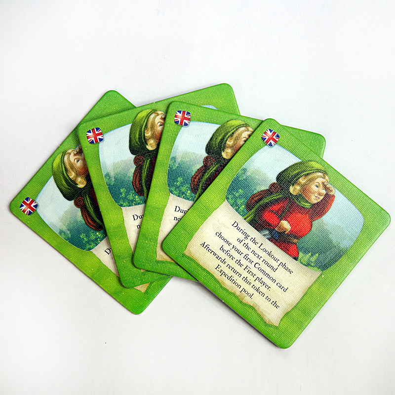 Imperial Settlers - Expedition Tiles
