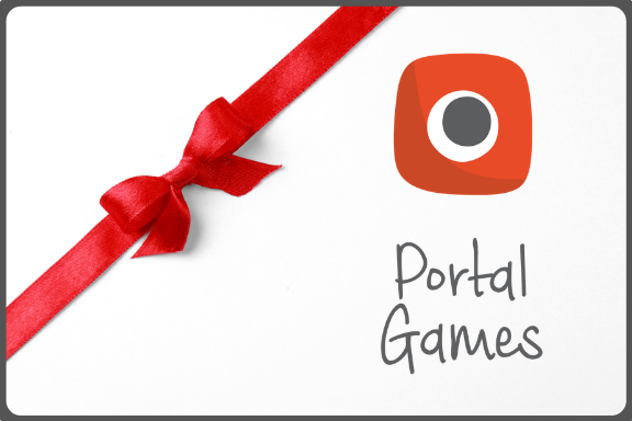 Portal Games Gift Card