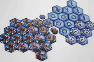 Neuroshima Hex 3.0: Unique Borgo Army