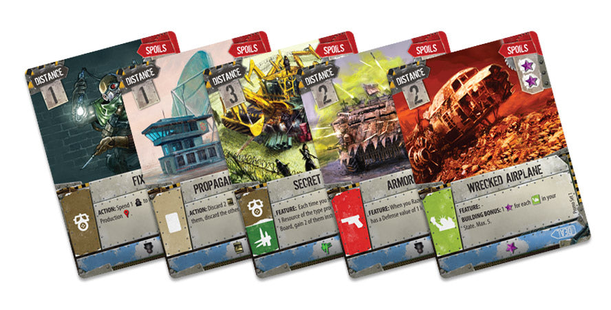 51st State - Promo Card Set