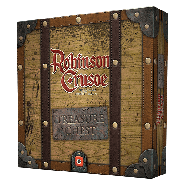 Robinson Crusoe Treasure Chest