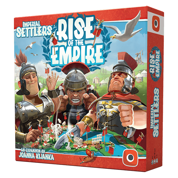 Imperial Settlers: Rise of the Empire DING & DENT