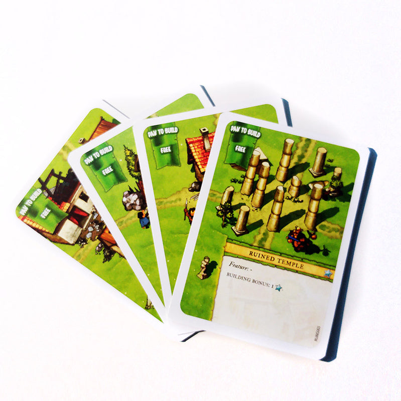 Imperial Settlers - Ruins
