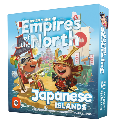 Empires of the North: Japanese Islands DING & DENT