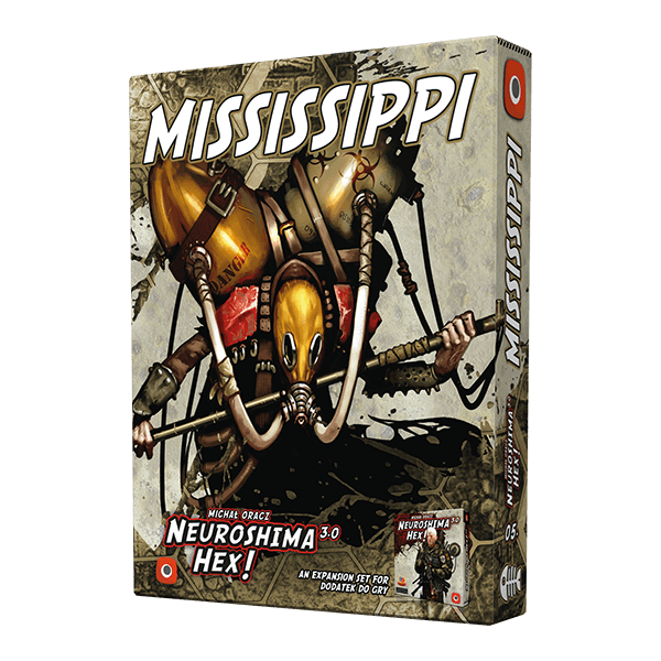 Neuroshima Hex: Mississippi