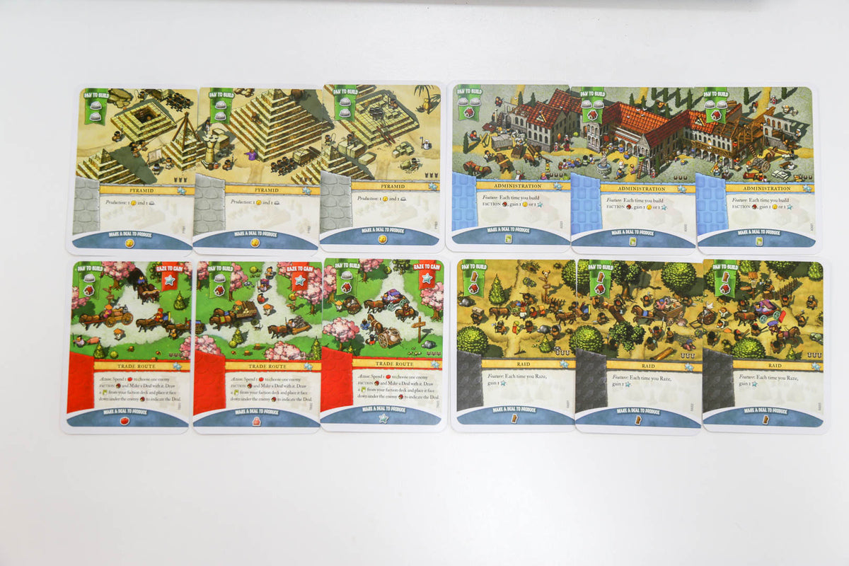 Imperial Settlers - Panoramic Sets