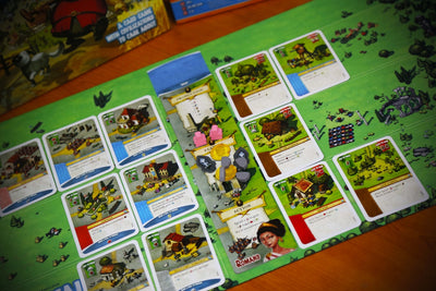 Imperial Settlers Playmat
