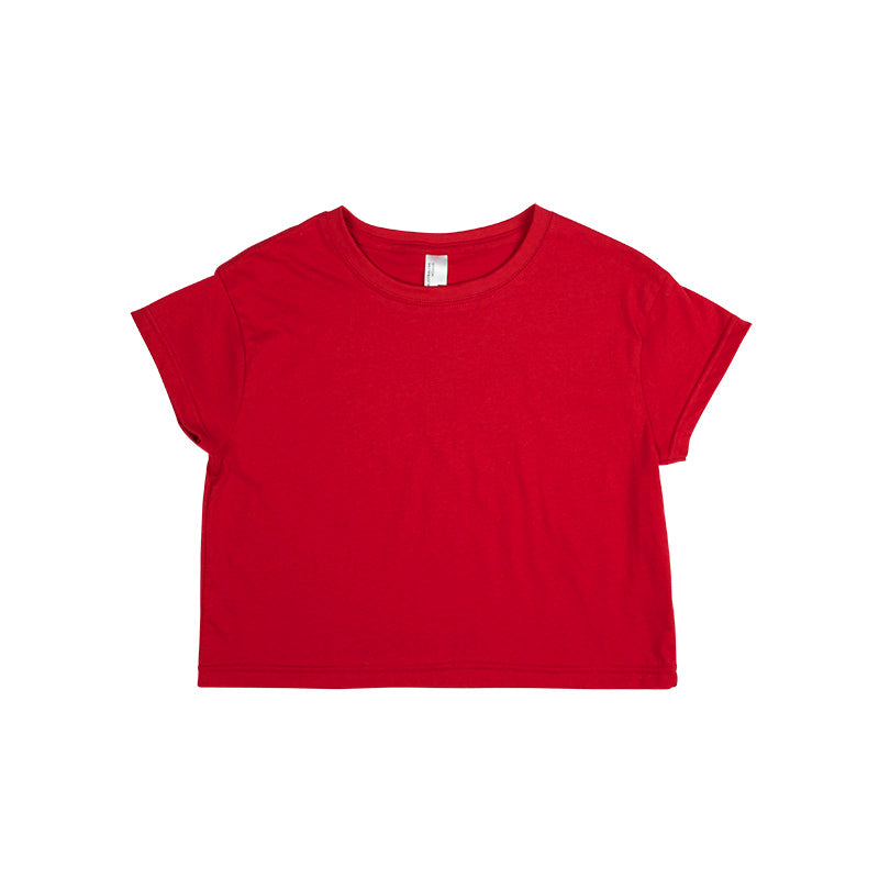 Womens Crop T-shirt