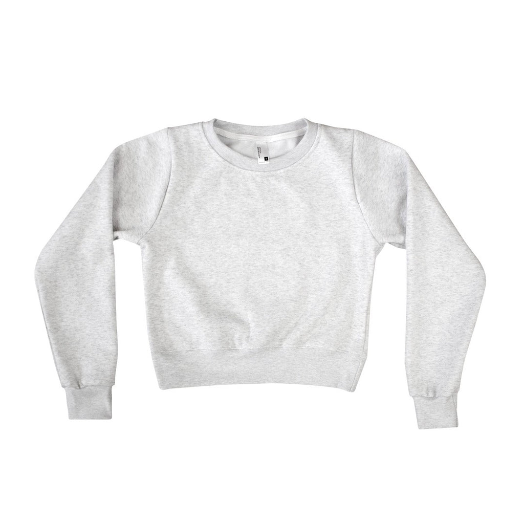 Womens Crop Top Jumper