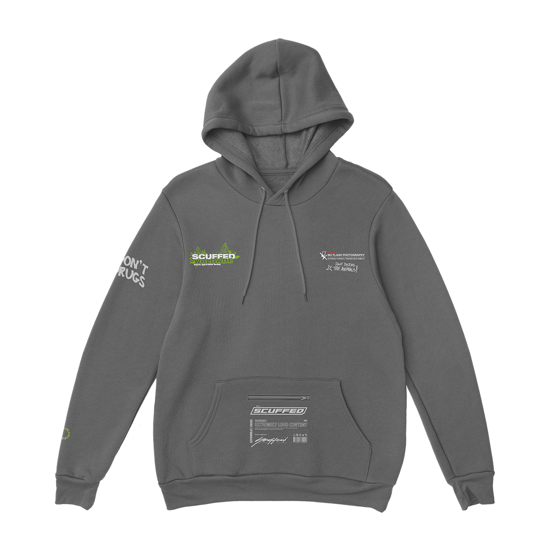 Botanic Appreciation Stash Hoodie