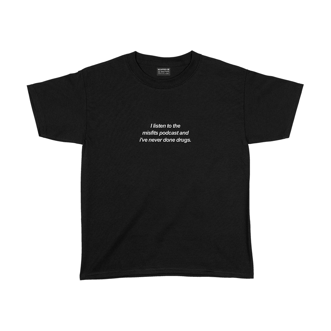 Never Done Drugs Tee