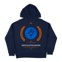 United Scuffed Nations Hoodie