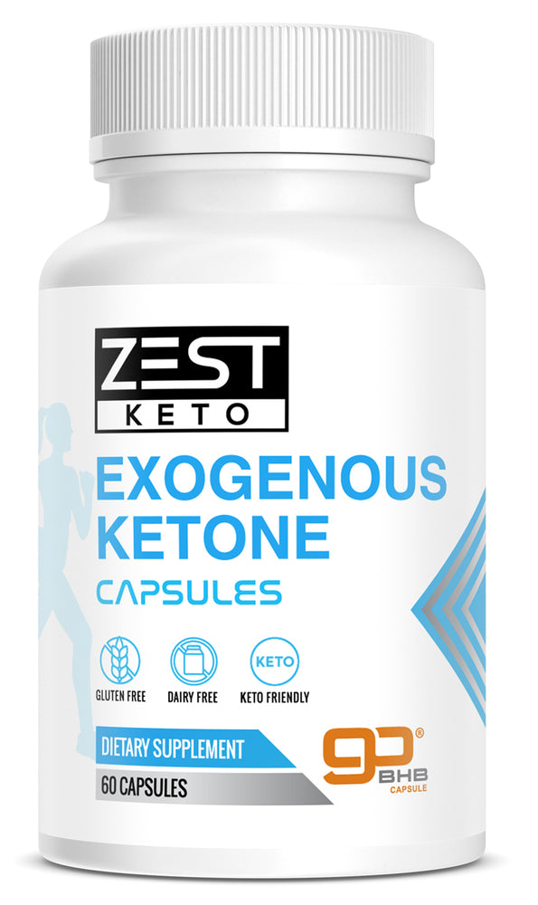 Exogenous Ketones | Patented goBHB® Formula