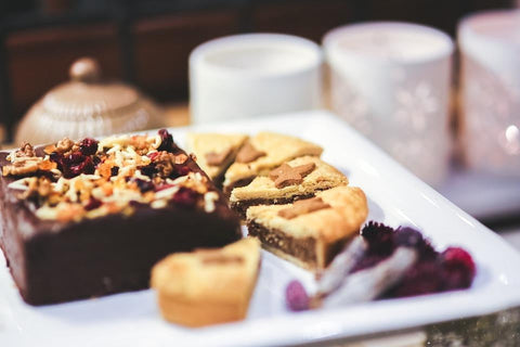 Cakes, Brownies & Bars