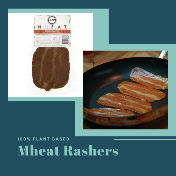 Vegan Bacon Rashers
