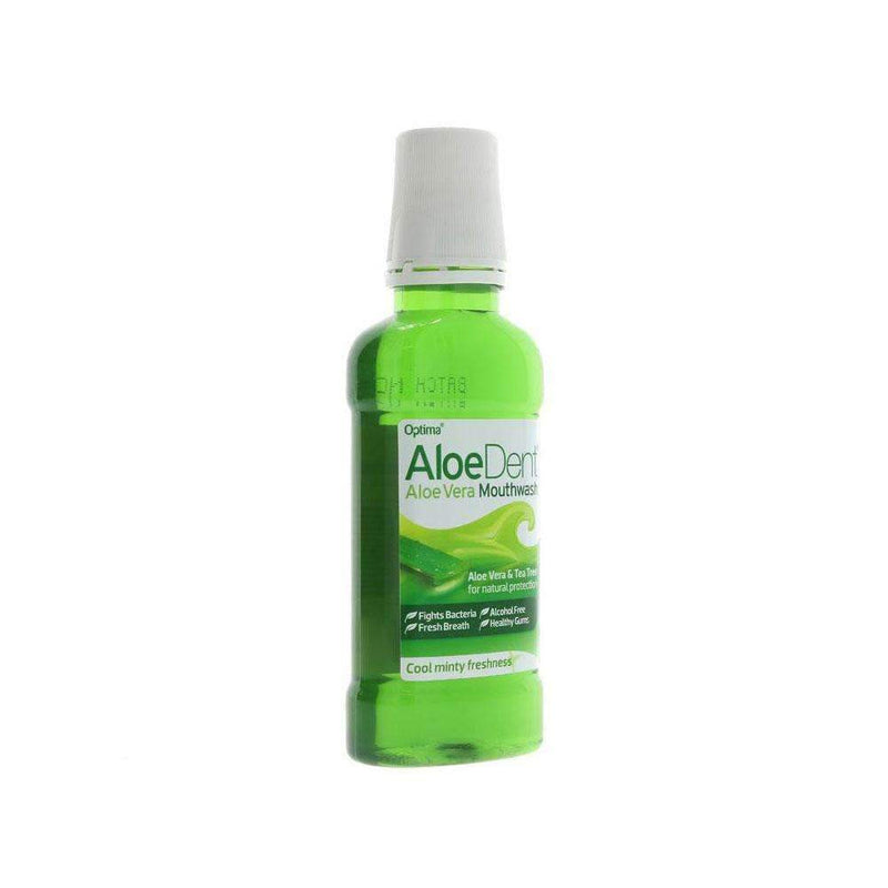 Aloe Dent Aloe Vera Mouthwash (250ml) - Live Well