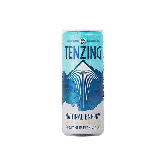All Natural Energy Drink,Energy Drink,Tenzing