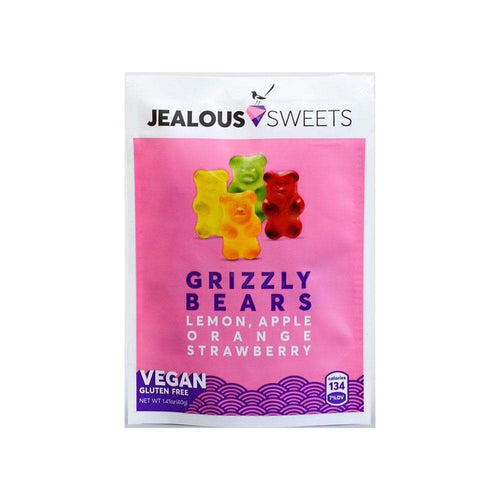 Fruity Grizzly Bears Sweets,Sweets,Jealous Sweets