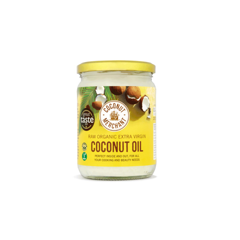 Coconut Merchant Coconut Oil (500ml)
