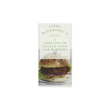 Linda Mccartney Pulled Pork Style Burgers (227g)