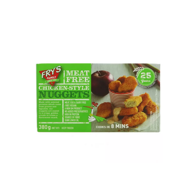Frys Chicken Style Nuggets (380g)