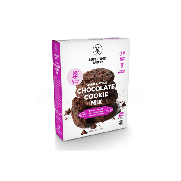 Superfood Bakery Spirit Lifters Chocolate Cookie Mix (245g)