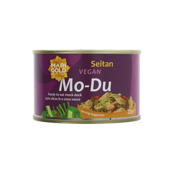 Marigold Mo-Du Braised Seitan Slices (225g)