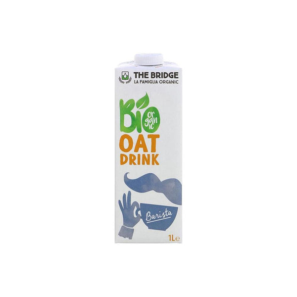 The Bridge Organic Barista Oat Drink (1L)
