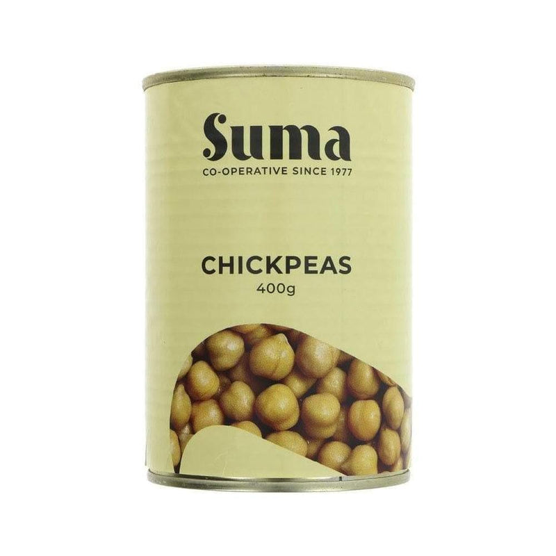 Suma Chick Peas (400g) - Live Well