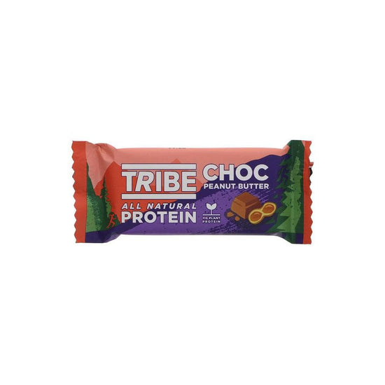 Tribe Chocolate Peanut Butter Bar (50g)