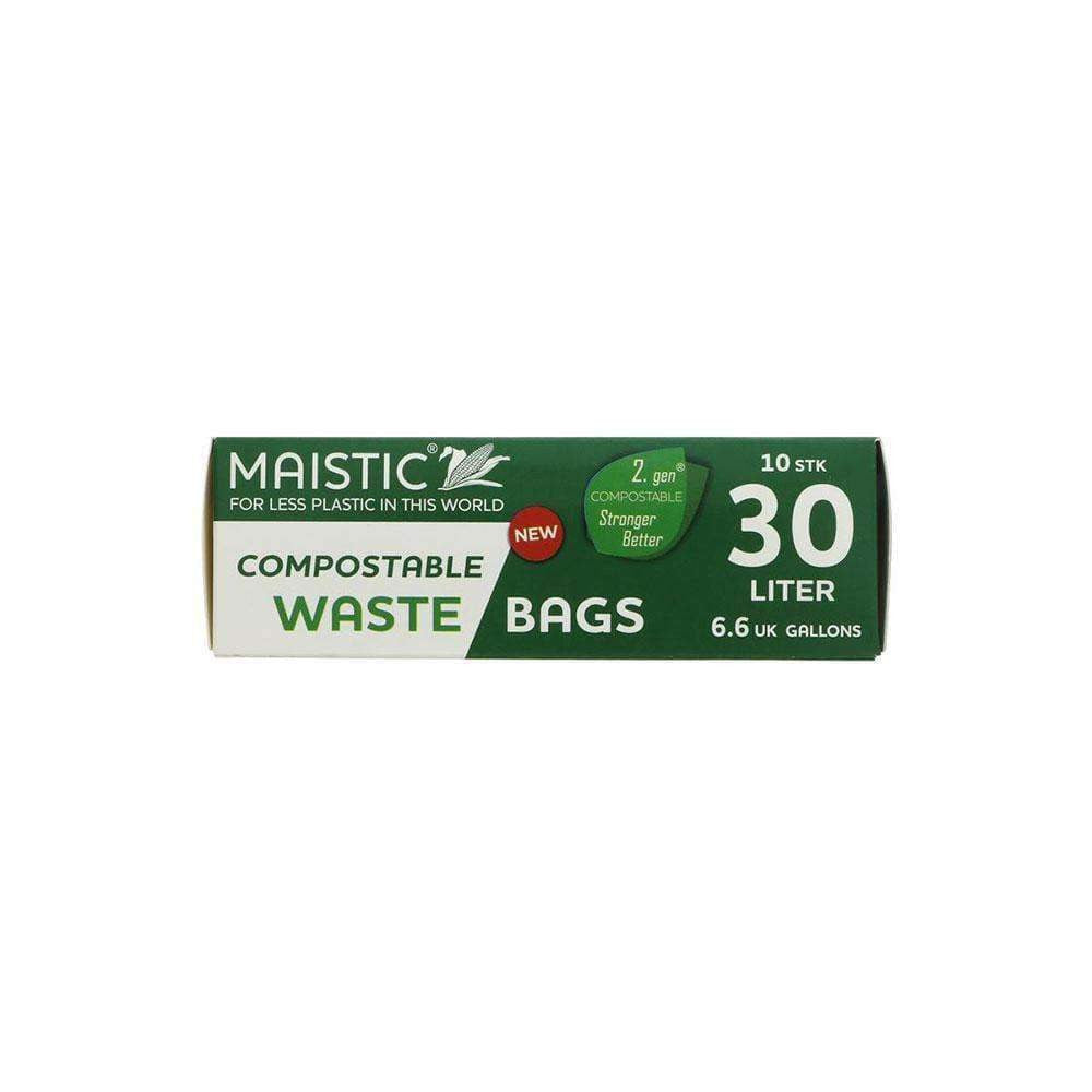 30L Compostable Bin Liners,Bin Liners,Maistic
