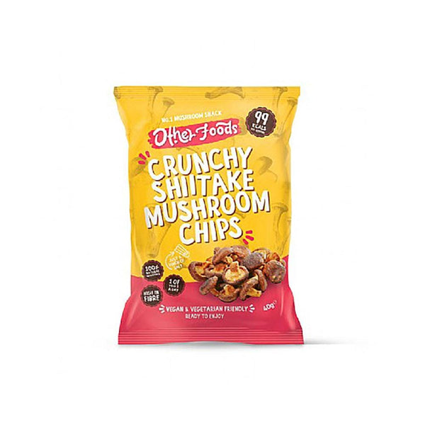 Other Foods Crunchy Shiitake Mushrooms (40g)