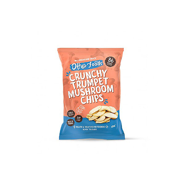 Other Foods Crunchy Trumpet Mushrooms (40g)