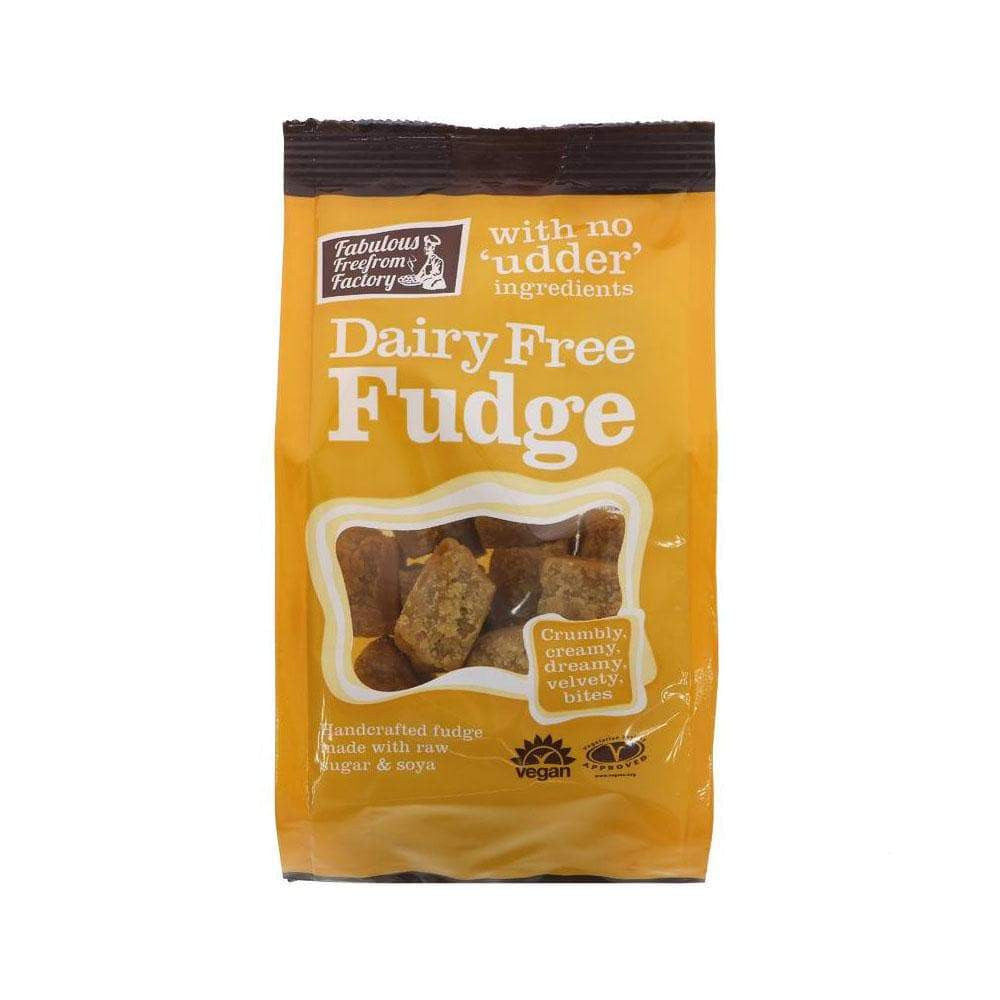Dairy Free Fudge,Fudge,Fabulous Free From Factory