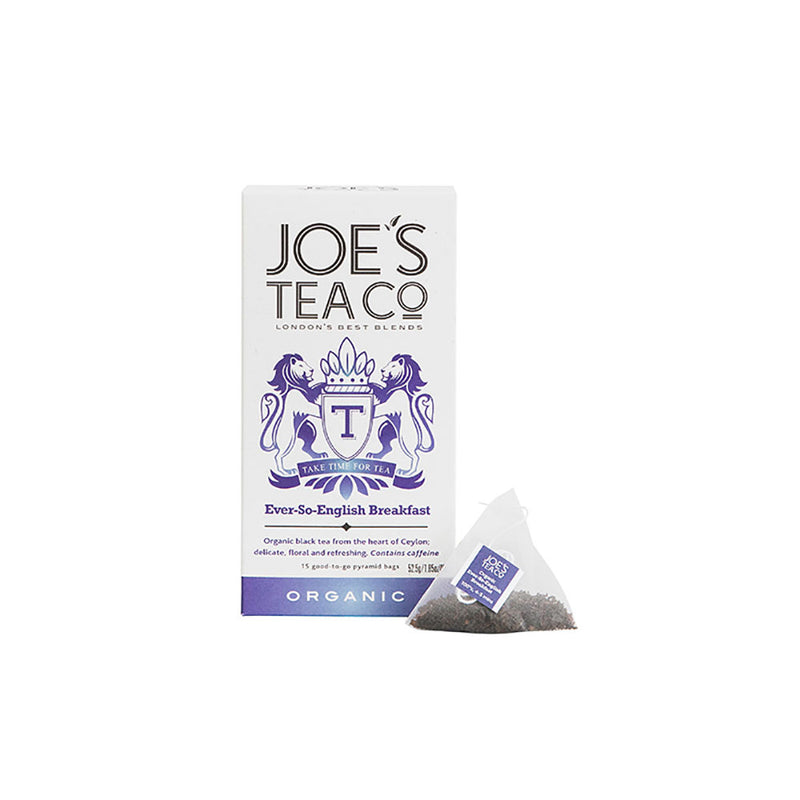 Joe's Tea Organic Ever-So-English Tea (30g)