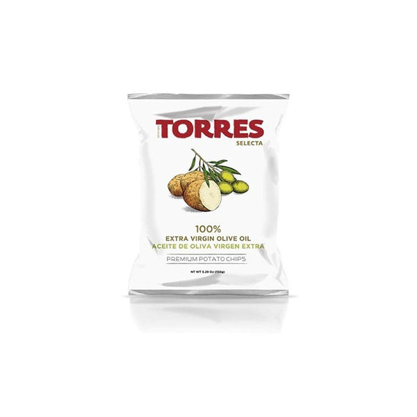 Torres Extra Virgin Olive Oil Crisps (150g)