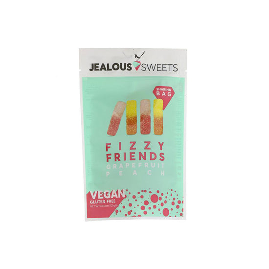 Jealous Sweets Fizzy Friends Sweets - Share Bag (125g)