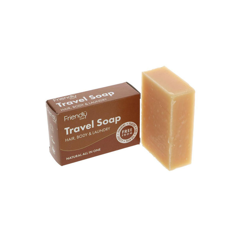 Friendly Soap Travel Soap (95g)