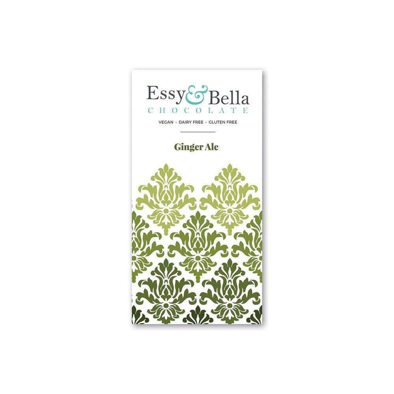 Essy and Bella Ginger Ale Chocolate (100g) - Live Well