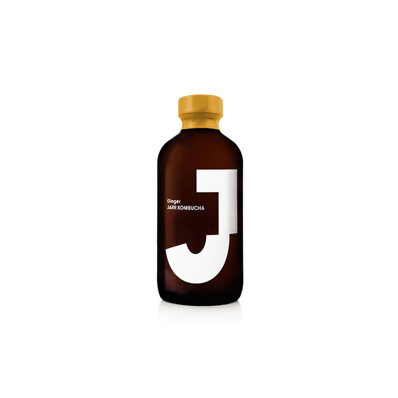 Jarr Ginger Kombucha - 240ml