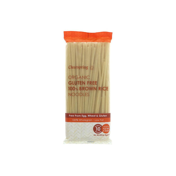 Clearspring Organic Brown Rice Noodles (200g)