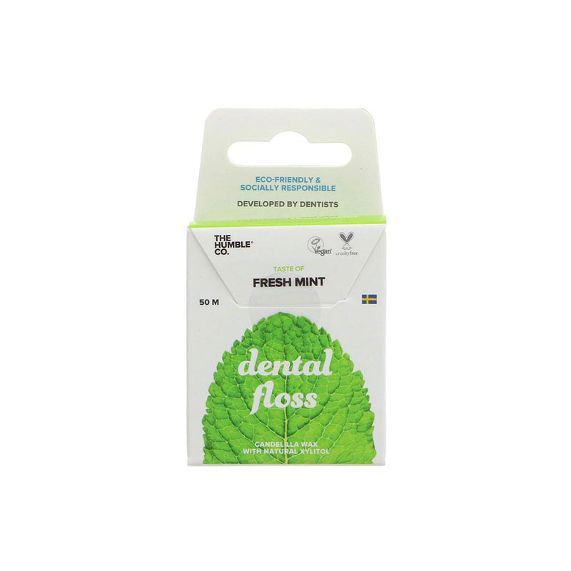 Humble Fresh Mint Dental Floss