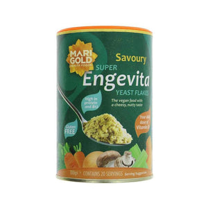 Super Yeast Flakes Vit D and B12,Nutritional Yeast,Engevita
