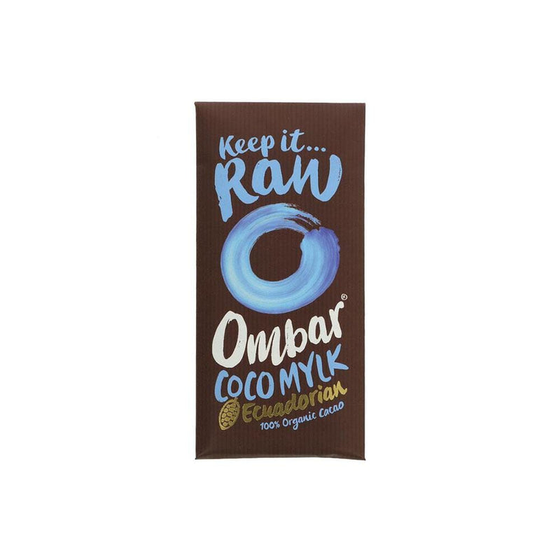 Ombar Raw Mylk Coco Chocolate (70g)