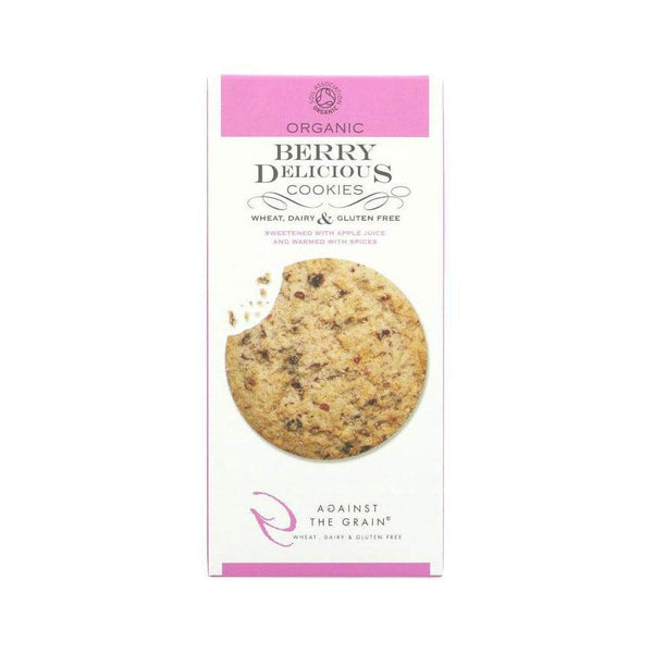 Organic Berry Delicious Cookies,Cookies,Against The Grain