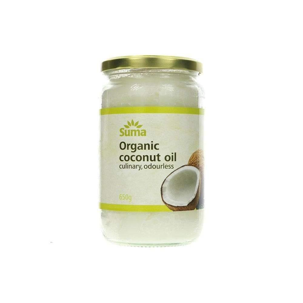 Coconut Oil (650g)