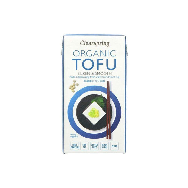 Clearspring Organic Smooth Tofu (300g)