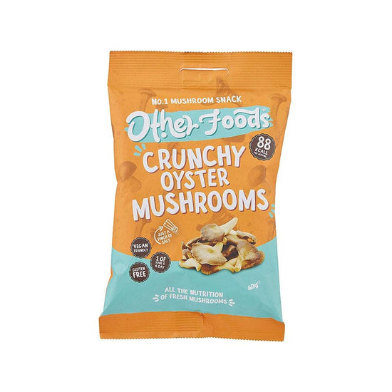 Other Foods Crunchy Oyster Mushrooms (40g)