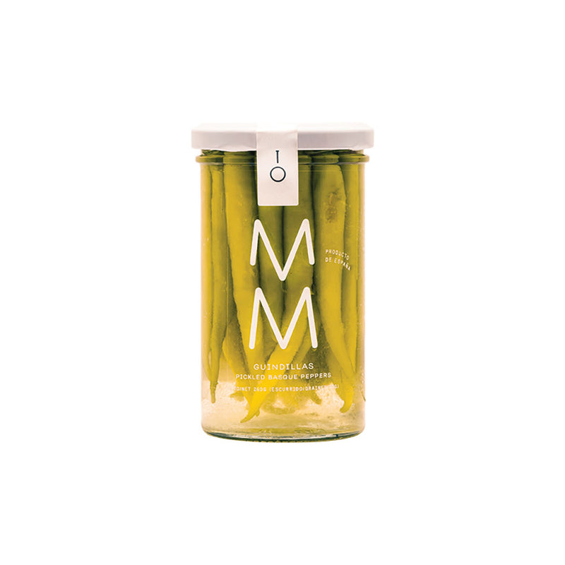 MM Made Pickled Basque Peppers (260g)